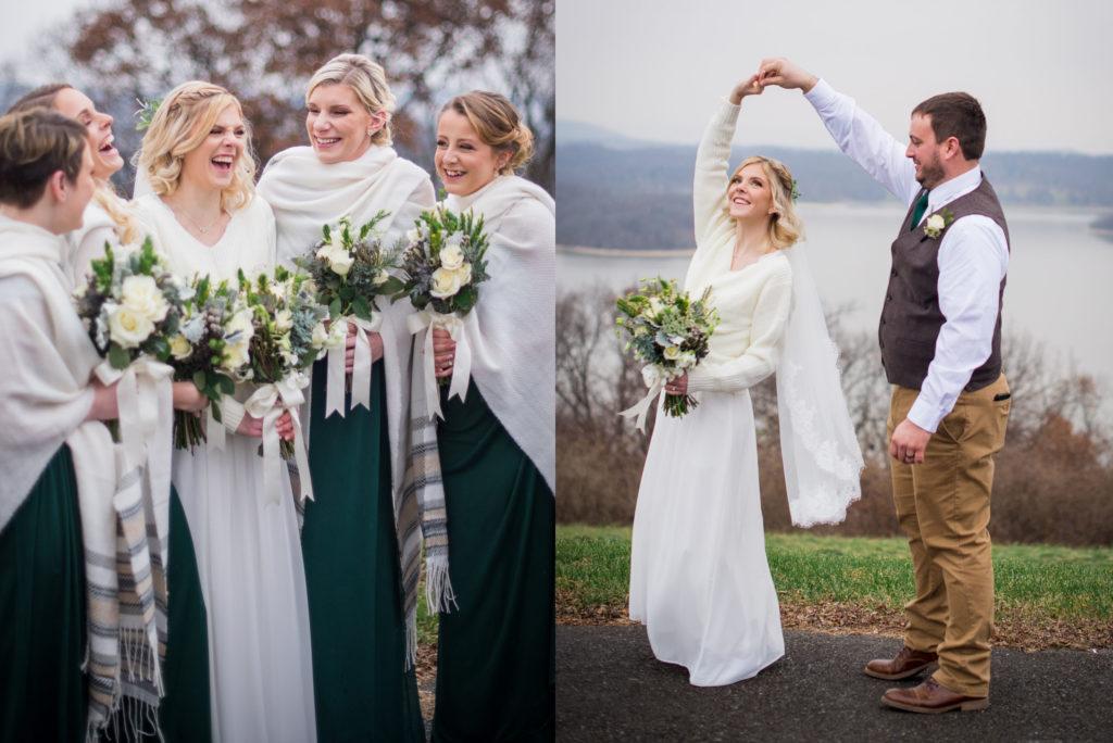 Ryan & Kristen | Fish Pond West | Reading, PA Wedding